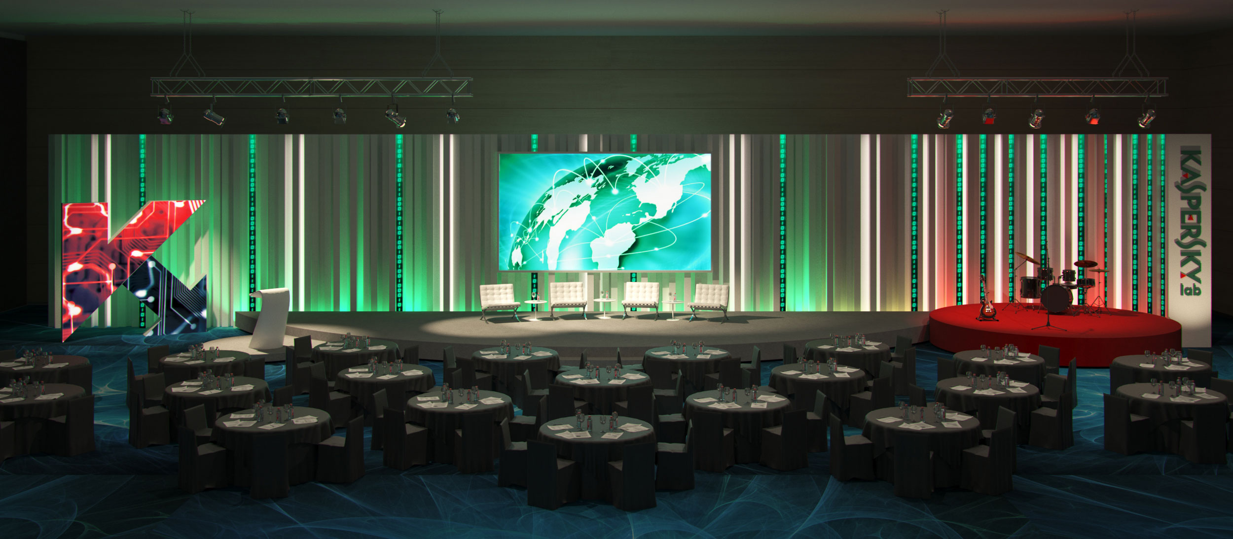 Kaspersky convention