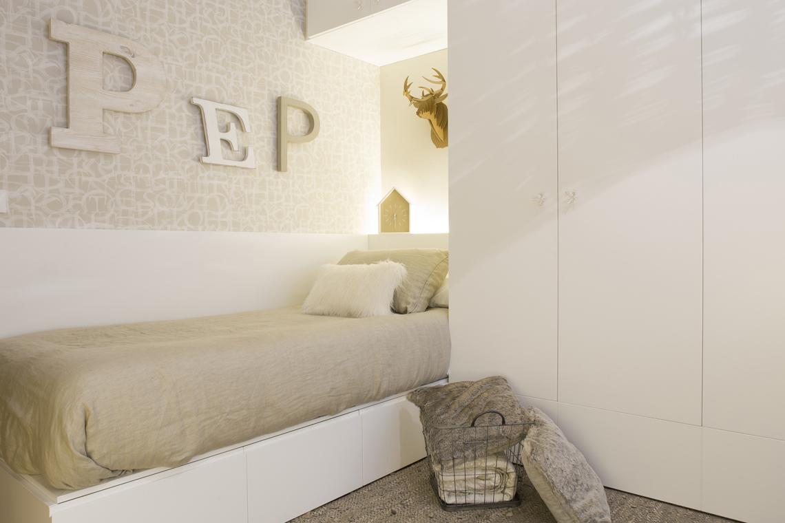 L'habitació d'en Pep